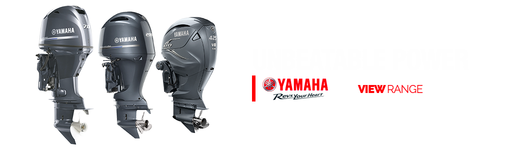 Yamaha Outboard Motors from Aucklands Ovlov Marine